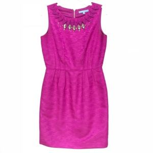 Gorgeous Antonio Melani Fuchsia Dress Size 0